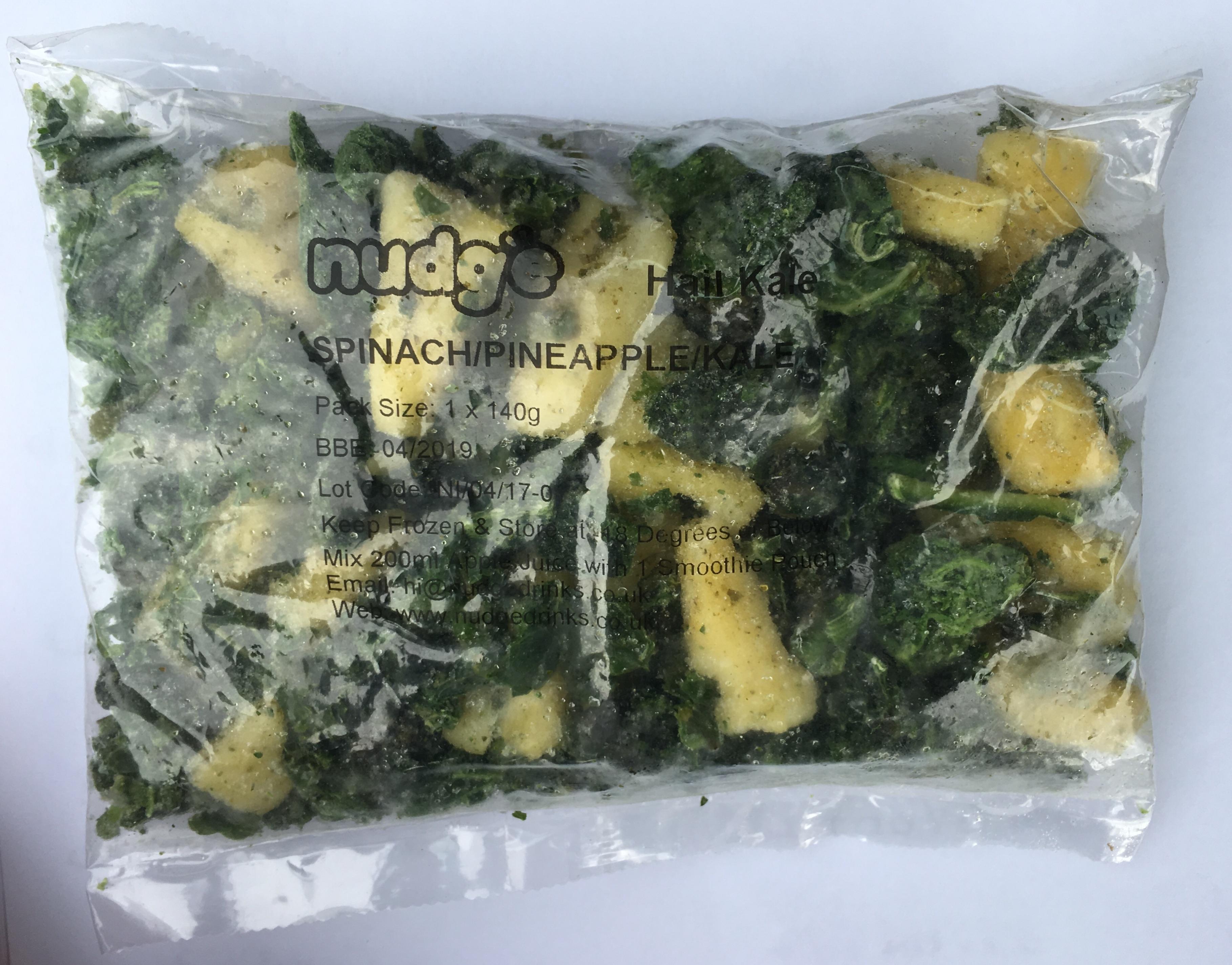 Hail Kale sachet