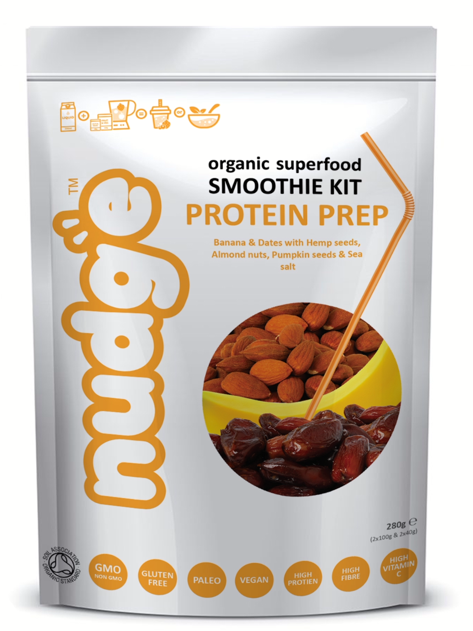 PROTEIN PREP FRONT