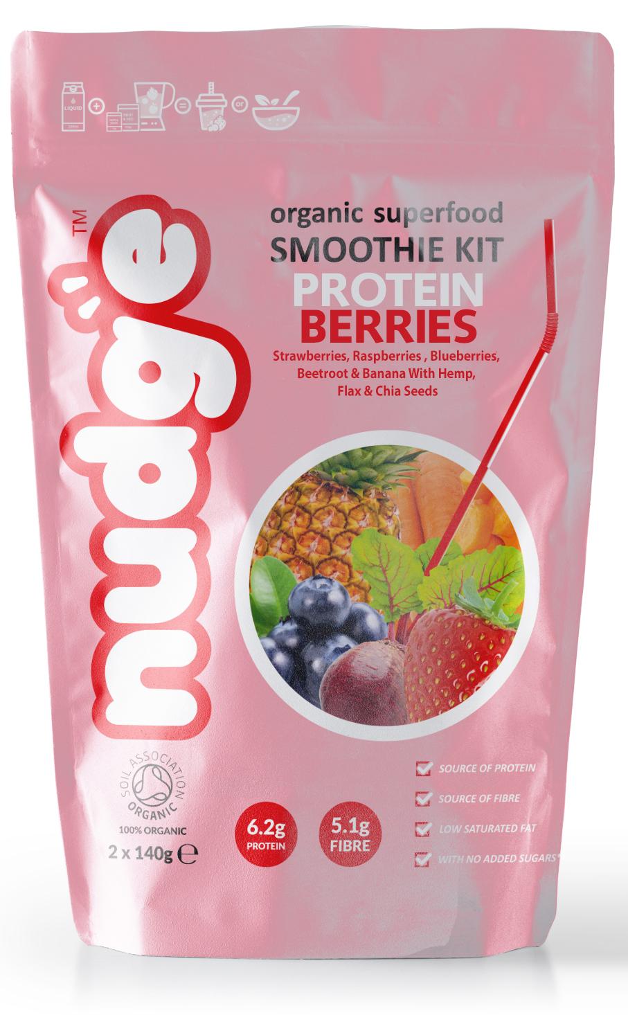 protein berries